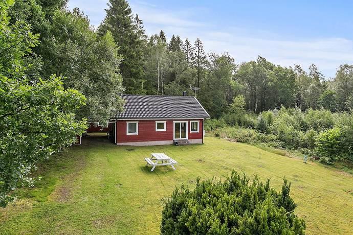 Bild: 3 rum fritidshus på Såne-Påls väg 9, Örkelljunga kommun Åsljunga