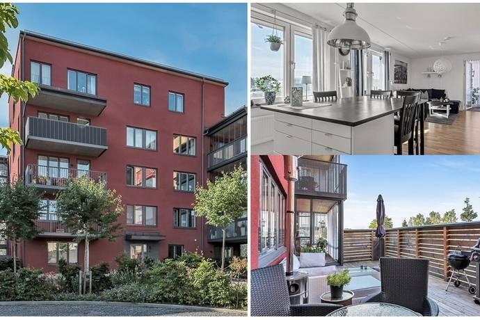 Bild: 4 rum bostadsrätt på Kanalvägen 4, nb, Österåkers kommun