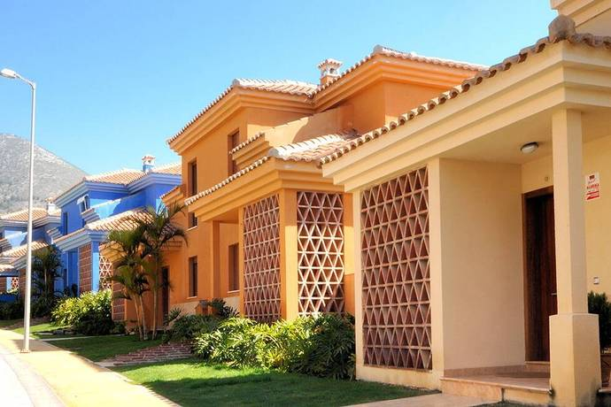 Bild: 4 rum radhus på Riviera del Higueron, Spanien