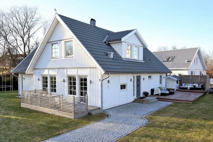 Bild: 8 rum villa på Bisamgatan 4a, Göteborgs kommun Långedrag - Hagen