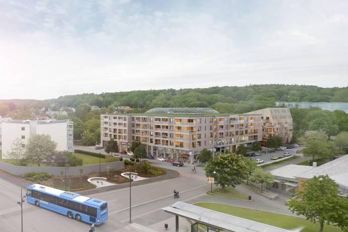 Bild: 1 rum bostadsrätt på Idrottsvägen, Härryda kommun