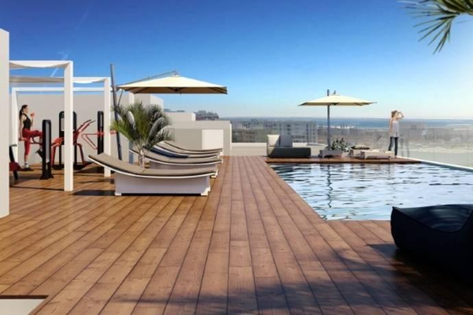 Bild: 4 rum bostadsrätt, Portugal Faro