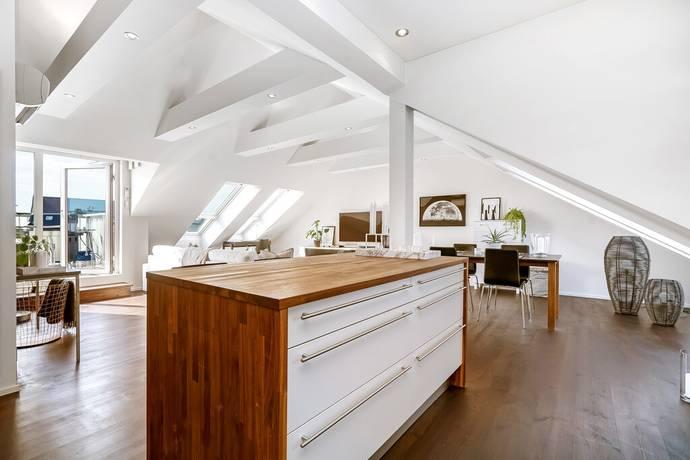 Bild: 2 rum bostadsrätt på Ruddammsgatan 44, Gävle kommun Centralt
