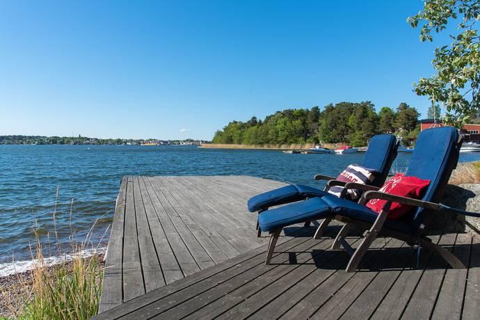 Bild: 9 rum villa på Mjölkviksvägen 11, Vaxholms kommun Tynningö
