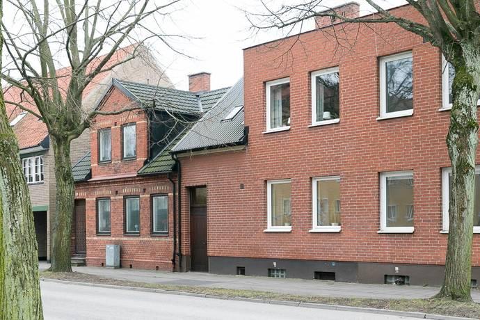 Bild: 4 rum villa på Johan Kocksgatan 45, Trelleborgs kommun Centralt