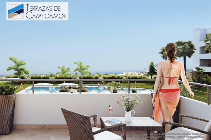 Bild: 3 rum bostadsrätt på Inflyttningsklart!, Spanien Campoamor | Torrevieja