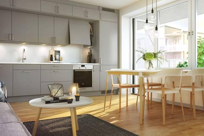 Bild: 2 rum bostadsrätt på Nynäsvägen 88-94, Haninge kommun