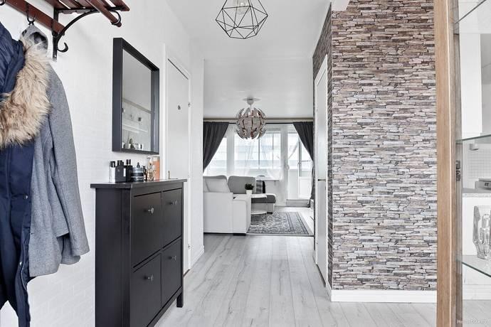 Bild: 2 rum bostadsrätt på Karolinernas gata 3, Göteborgs kommun