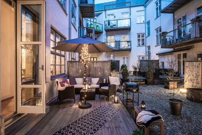 Bild: 2 rum bostadsrätt på Baltzarsgatan 41B, Malmö kommun City