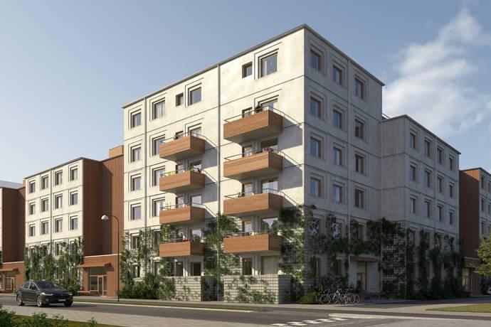 Bild från Limhamns Sjöstad - Atmosfären, Limhamn