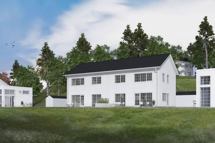 Bild: 6 rum bostadsrätt på Växthusbacken 3, Salems kommun Uttringe