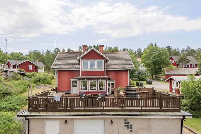 Bild: 5 rum villa på Arkvägen 1, Norrköpings kommun Arkösund