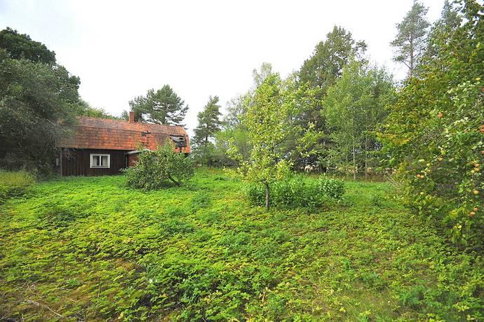 Bild: tomt på Norrby Fridhem 1, Mjölby kommun MJÖLBY