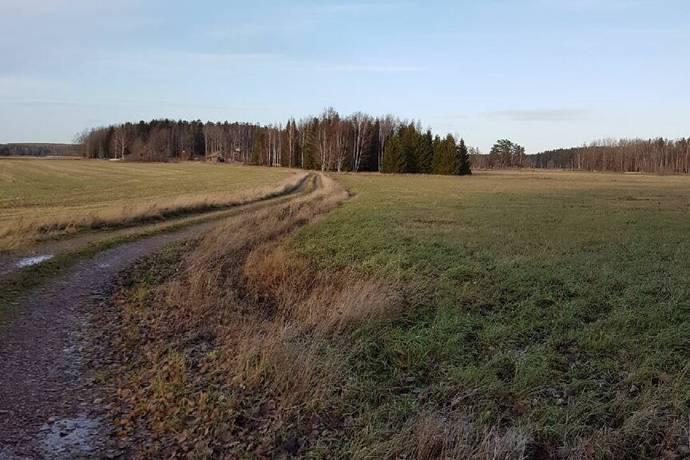 Bild: tomt på Norrberga, Köpings kommun Munktorp