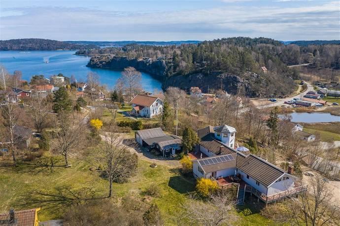 Bild: 6 rum villa på Slussen 217, Orust kommun Henån / Slussen