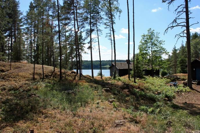 Bild: tomt på Ingridsberg, Vingåkers kommun Vingåker