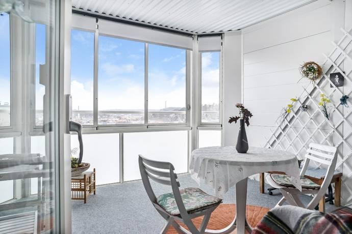 Bild: 2 rum bostadsrätt på Kämpegatan 57, Uddevalla kommun