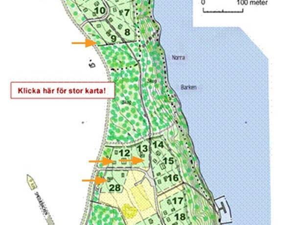 Bild: tomt på Tomt 9, 11,12, 13,23,24,25,26,27,28., Smedjebackens kommun SÖDERBÄRKE - Larssveden