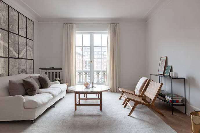 Bild: 5 rum bostadsrätt på Artillerigatan 77, 2 tr, Stockholms kommun Östermalm