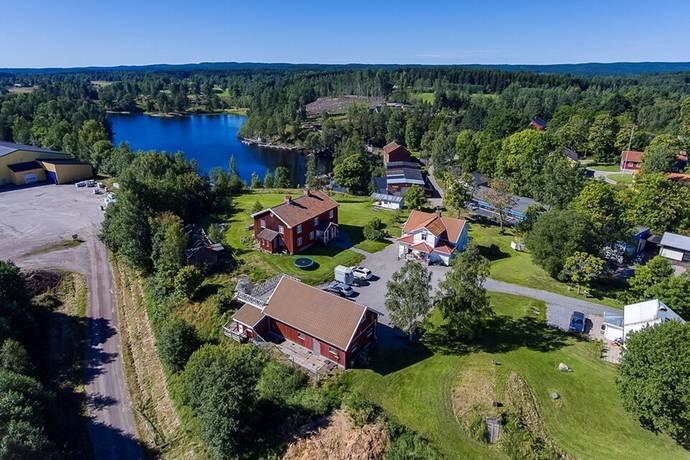 Bild: 7 rum villa på Vallonvägen 4, Årjängs kommun Töcksfors