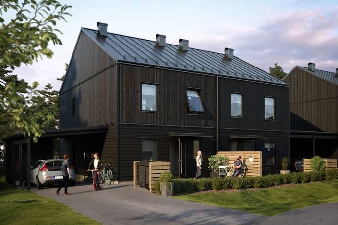 Bild från Hällbacken - Ett lugnt boende i sydvästsluttning