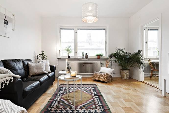 Bild: 1 rum bostadsrätt på Geijersgatan 27 D, Uppsala kommun Luthagen