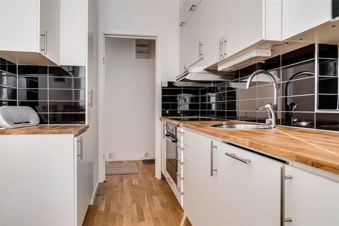 Bild: 2 rum bostadsrätt på Strandgatan 13B, Skellefteå kommun Centralt