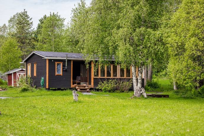 Bild: 2 rum fritidshus på Gammelbyvägen 44, Bodens kommun Gammelbyn