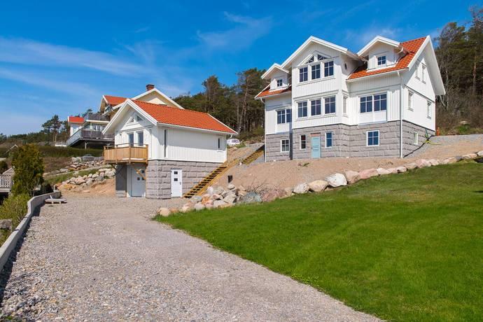 Bild: 200 m² villa på Norra Edsvik 55B, Tanums kommun Grebbestad
