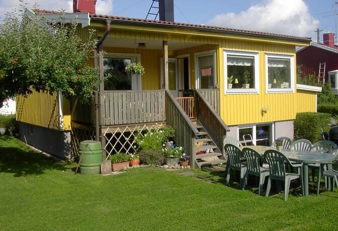 Bild: 5 rum villa på Olympiavägen 98, Stockholms kommun Enskede - Tallkrogen