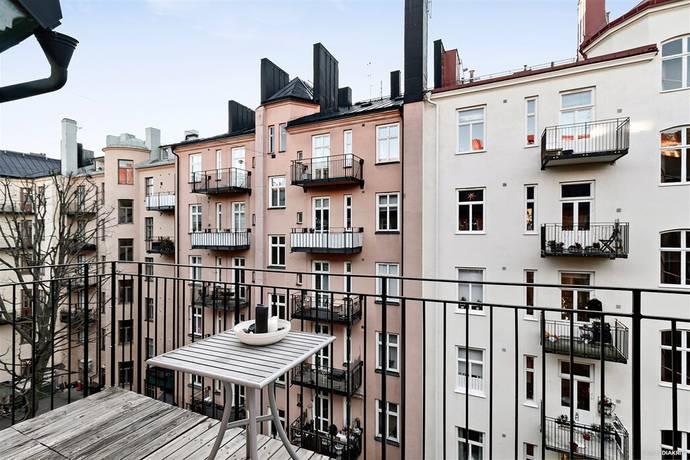 Bild: 2 rum bostadsrätt på Rörstrandsgatan 42, 4 tr ö.g., Stockholms kommun Vasastan / Sankt Eriksplan