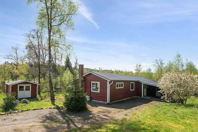 Bild: 4 rum villa på Såne-Karls väg 6, Örkelljunga kommun Åsljunga