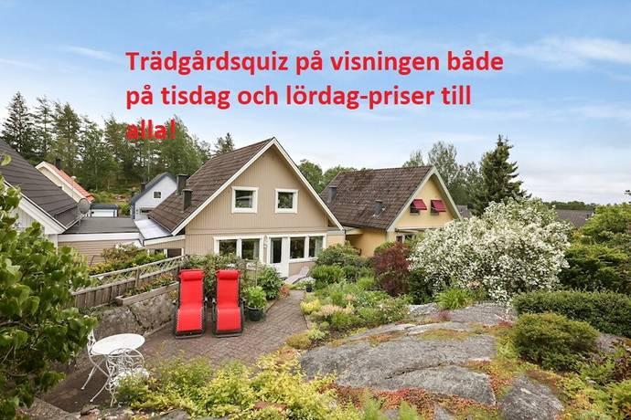 Bild: 4 rum villa på Isgatan 34, Uddevalla kommun Fasseröd