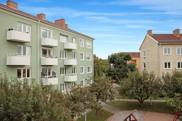 Bild: 1 rum bostadsrätt på Husebygatan 3A, Norrköpings kommun Oxelbergen