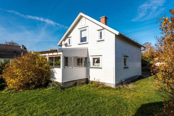Bild: 3 rum villa på Villavägen 4, Bengtsfors kommun Skåpafors