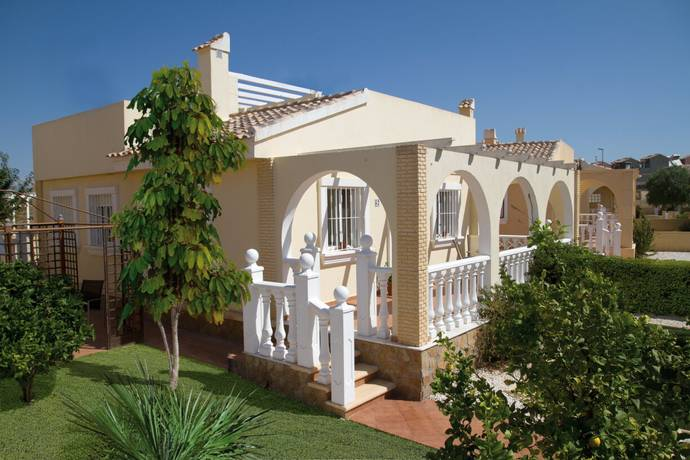 Villa med solárium och källare i Balsicas - Costa Calida ...