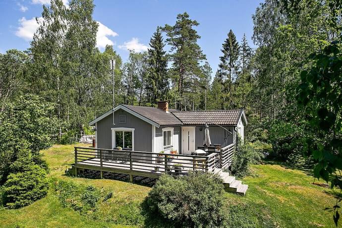 Bild: 2 rum fritidshus på Hökebergsvägen 28, Trosa kommun TROSA Åda fritidshusområde