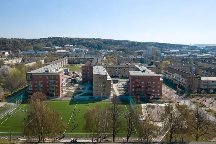 Bild: 2 rum bostadsrätt på Svängrumsgatan 75, Göteborgs kommun Flatås