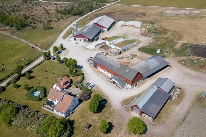 Bild: 6 rum gård/skog på Gothem Bäntebingels 830, Gotlands kommun Gothem