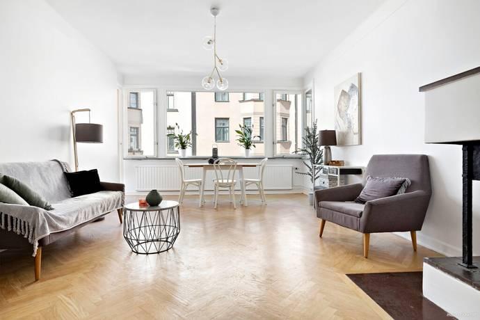 Bild: 4 rum bostadsrätt på Kungsholmsgatan 15, 3tr, Stockholms kommun Kungsholmen