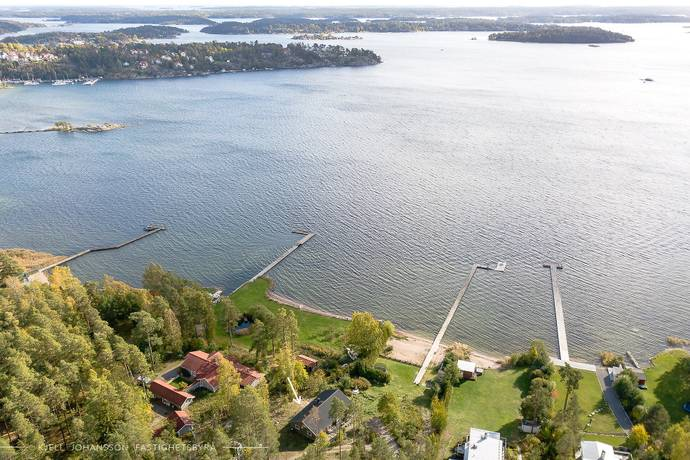 Bild: 6 rum villa på Dalarövägen  236, Haninge kommun Dalarö