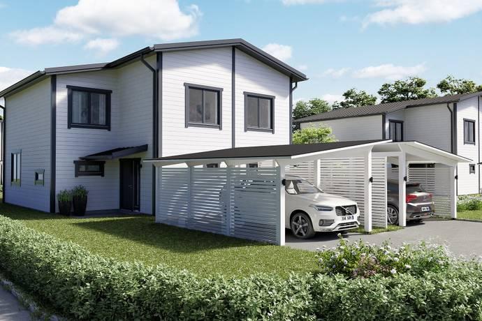 Bild: 4 rum bostadsrätt på Ladubacksgärdena 1A, Arboga kommun Ladubacksgärdet