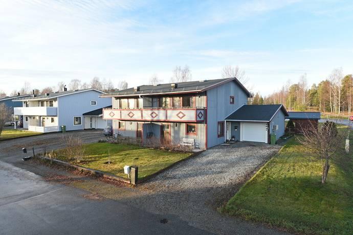 Bild: 5 rum radhus på Alvägen 2, Vännäs kommun Lägret