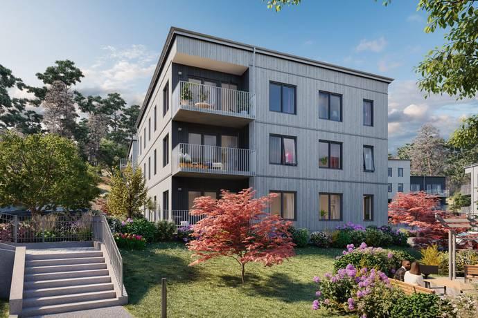 Bild från Vega - Nyproduktion med fantastiskt läge och fina lägenheter med inflytt sommaren 2023
