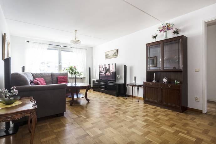 Bild: 4 rum bostadsrätt på Söderberga allé 50, Stockholms kommun Söderberga Allé