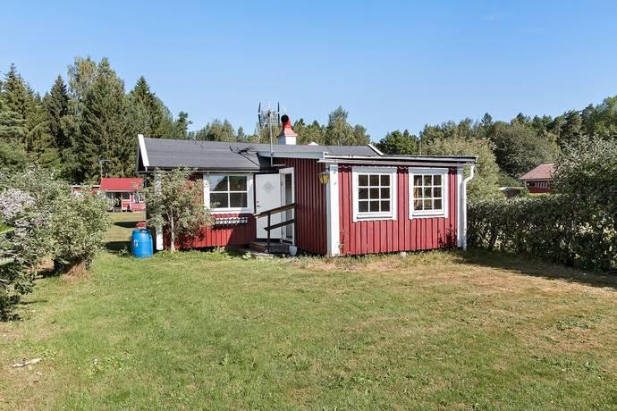 Bild: 2 rum fritidshus på Åkersäng 402, Vänersborgs kommun Vänersnäs
