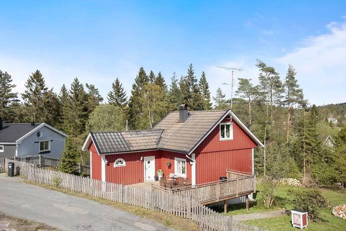 Bild: 2 rum villa på Hagalundsvägen 14, Härryda kommun Landvetter