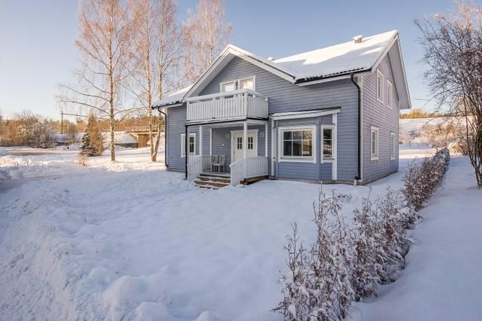 Bild: 6 rum villa på Logisvägen  3, Eda kommun Åmotfors