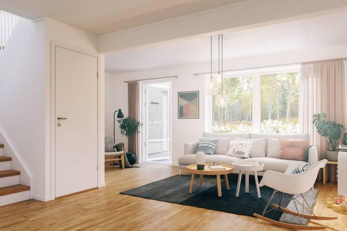Bild: 5 rum villa på Huldrornas väg 10, Ale kommun Älvängen