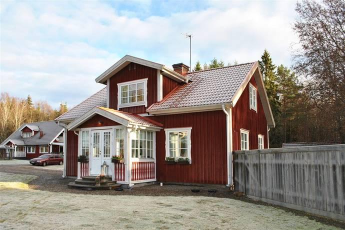 Bild: 5 rum villa på Hammarsberg 1, Vetlanda kommun Ekenässjön
